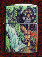 Zippo Mysterie forest 1995